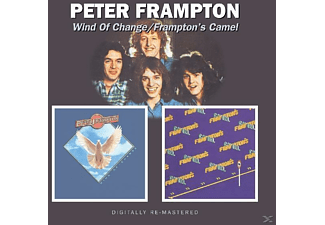 Peter Frampton - Wind Of Change/Frampton's Camel - (CD)