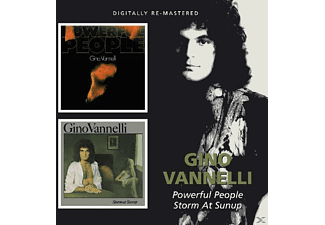 Gino Vannelli - Powerful People/Storm At Sunup - (CD)