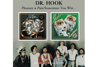 Dr. Hook - Pleasure & Pain/Sometimes You Win [CD]