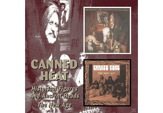 Canned Heat - Historical Figures And Ancient Heads/The - (CD)
