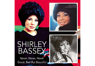 Shirley Bassey - Never, Never, Never/Good Bad B [CD]