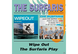 The Original Surfaris - Wipeout/Play - (CD)