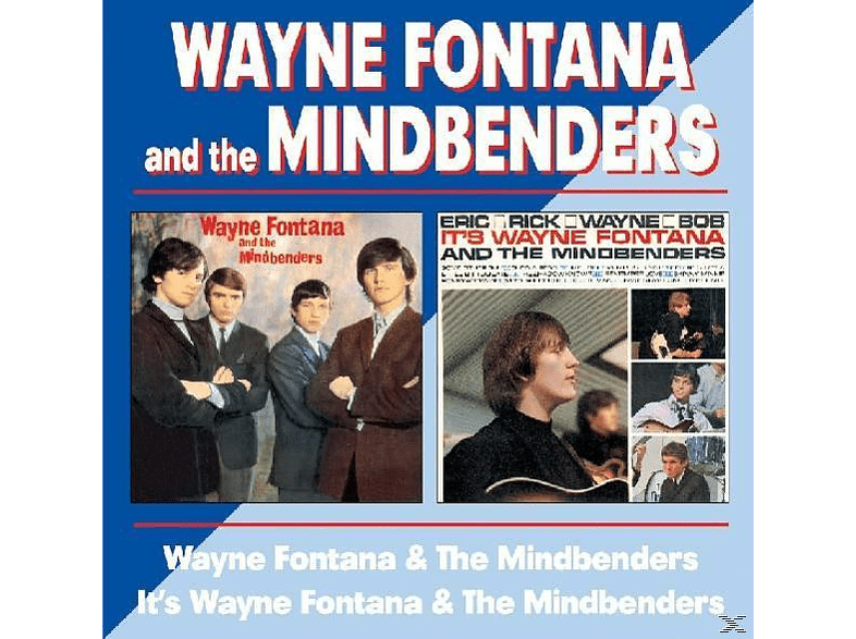 Wayne Fontana - Same/It's Wayne Fontana & The [CD]