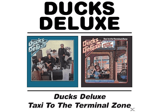 Ducks Deluxe - Ducks Deluxe/Taxi To The Terminal Zone - (CD)