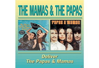 The Mamas And The Papas - Deliver - (CD)