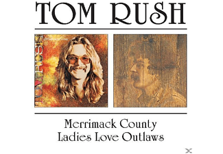 Tom Rush - Merrimack County/Ladies Love Outlaws - (CD)