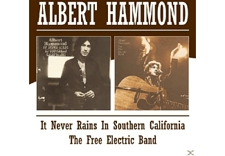 Albert Hammond - Never Rains In Southern California/Free Electric B - (CD)
