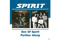 Spirit - Son Of Spirit/Farther Along [CD]