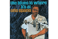 Otis Spann - The Blues Is Where It's At [CD]