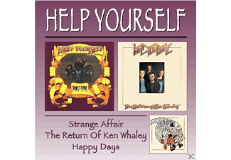 Help Yourself - Strange Affair/Return Of Ken W - (CD)
