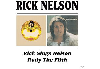 Rick Nelson - Rick Sings Nelson/Rudy The Fifth [CD]