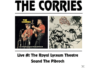 Corries - Live At The Royal Lyceum Theatre/Sound The Pibroch - (CD)