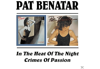 Pat Benatar - In The Heat Of The Night / Crime Of Passion - (CD)