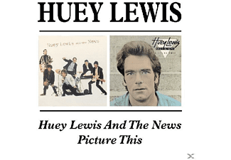 Huey Lewis, Huey Lewis & The News - Huey Lewis & The News/Picture This [CD]