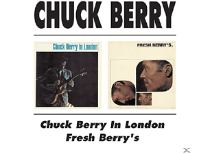 Chuck Berry - Chuck Berry in London / Fresh Berry's (CD)