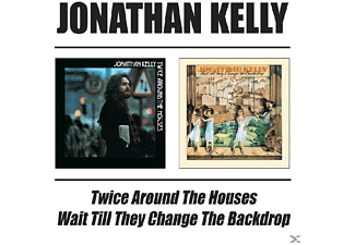 Jonathan Kelly - Twice Around The Houses/Wait Till They Change... - (CD)