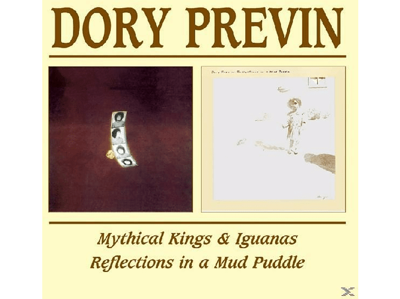 Dory Previn - Mythical Kings & Iguanas/Reflections In A Mud [CD]