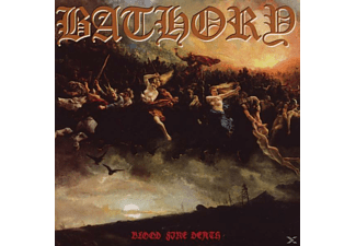 Bathory - Blood Fire Death - (CD)