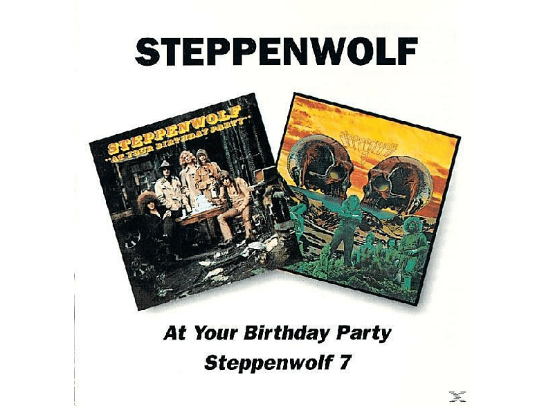 John Kay - At Your Birthday Party/Steppen [CD]