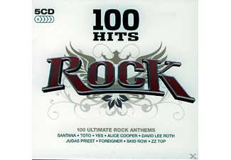 VARIOUS - 100 Hits Rock - (CD)