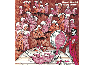 Harvey Mandel - Baby Batter - (CD)