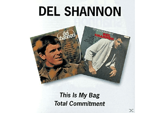 Del Shannon - This Is My Bag/Total Commitment - (CD)