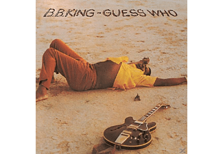 B.B. King - Guess Who [CD]