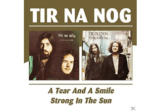 Tir Na Nog - A Tear And A Smile/Strong In The Sun - (CD)