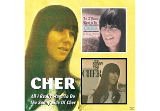 Cher - All I Really Want To Do/Sonny Side Of Cher - (CD)