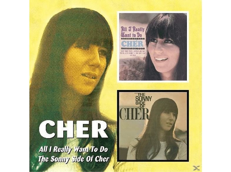 Cher - All I Really Want To Do/Sonny Side Of Cher [CD]