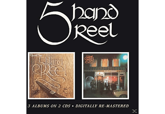 Five Hand Real, Five Hand Reel - 5 Hand Reel/For A That/Earl O'moray (3 On 2 Cd) - (CD)