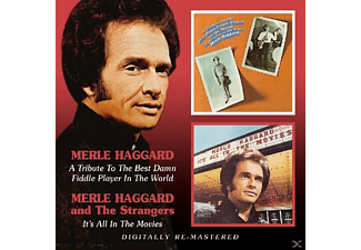 Merle Haggard - Tribute To The Best Damn Fiddle Player In The World-It' All - (CD)