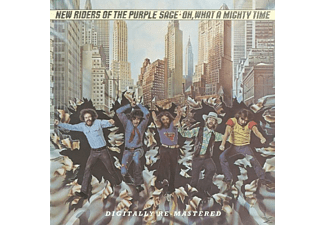 New Riders Of The Purple - Oh What A Mighty Time - (CD)