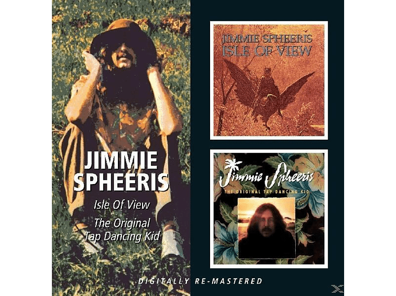 Jimmie Spheeris - Isle Of View/Original.. [CD]