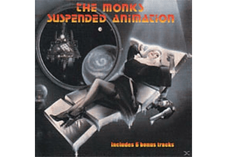 Monks - SUSPENDED ANIMATION - (CD)