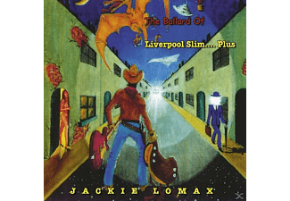 Jackie Lomax - BALLARD OF...LIVERPOOL.. - (CD)