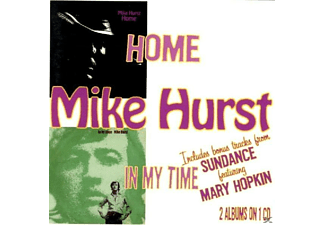 Mike Hurst - Home/In My Time - (CD)