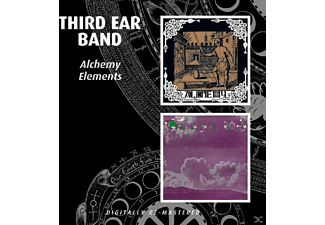 Third Ear Band - Alchemy/Elements - (CD)