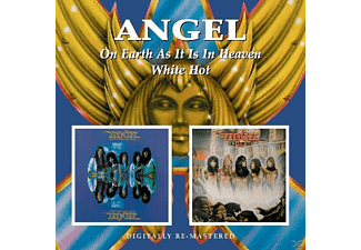 Angel - On Earth As It Is In Heaven/White Hot [CD]