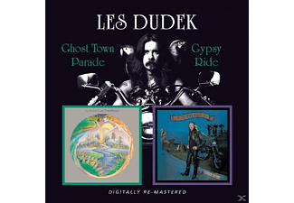 Les Dudek - Ghost Town Parade/Gypsy.. [CD]