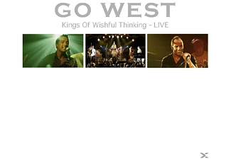 Go West - Kings Of Wishful Thinking-Live - (CD)
