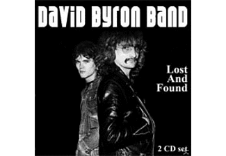 David Band Byron - Lost And Found - (CD)