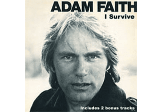 Adam Faith - I Survive - (CD)