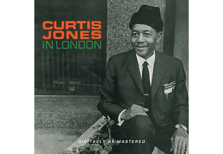 Curtis Jones - In London (+Bonus) - (CD)