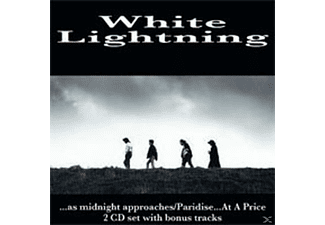 White Lightning - As Midnight Approaches/Paradise ... At A Price - (CD)