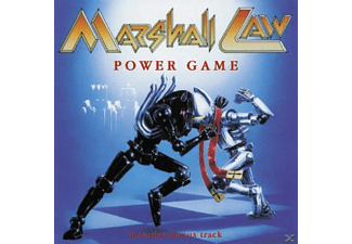 Marshall Law - Power Game - (CD)