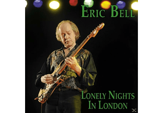 Eric Bell - LONELY NIGHTS IN LONDON - (CD)
