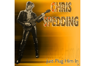 Spedding Chris - Just Plug Him In - (CD)
