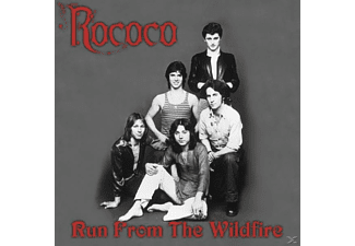 Rococo - Run From The Wildfire - (CD)