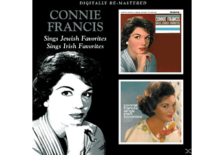 Connie Francis - Sings Jewish Favorites/Sings Irish Favorites - (CD)